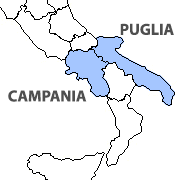 Come approcciare la GDO della Puglia e della Campania: struttura del Retail delle due grandi Regioni del sud
